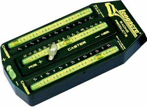 Longacre Caster Camber Gauge No Adapter 52 78250