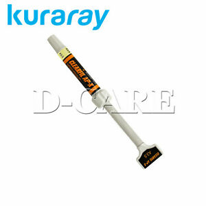 Dental Kuraray Clearfil Ap x Syringe 2ml A3 5 Radiopaque Restorative Resin