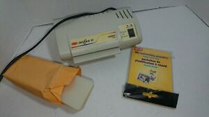 Gbc Docuseal 40 Home office 4 Card Laminator Machine Used With Pouches