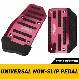 Cover Foot Pedal Nonslip Car Auto Accelerator Brake Manual Treadle Dropshipping