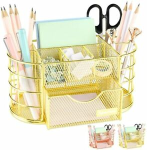 Desk Organizers Accessories Office Organizer Pencil Holder Supplies Organizer