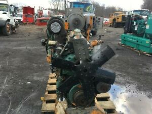 Detroit 6 71t Diesel Power Unit All Complete And Run Tested