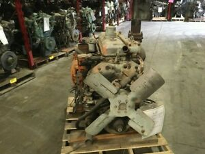 Used Detroit 4 71 Diesel Engine All Complete And Run Tested