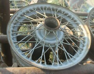 48 Spoke Wire Wheel Austin Healy Triumph Mga Rim F