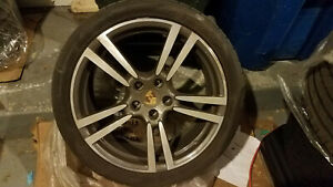 Factory Oem Porsche 21 958 Cayenne Turbo Ii Wheels sold Individually
