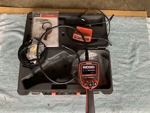 Ridgid 30063 Micro Explorer Digital Inspection Camera Used Very Nice