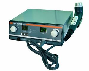 Advanced Certified Ultrasonic Therapy 1 Mhz Suitable Indosonic102 Unit Machine