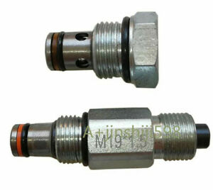 1set Lowering Valve Pressure Relief Valve For Auto Lift Hoist Machines Parts
