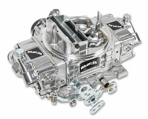 Quick Fuel Technology 650cfm Carburetor Brawler Hr series Br 67255