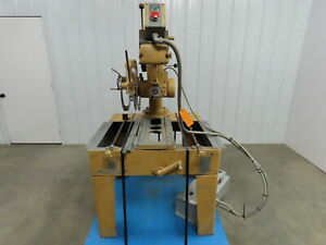Rockwell Delta 18 ras 18 Radial Arm Saw Turret Arm Style 7 5hp 230 460v 3ph