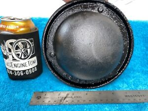 Alamo Cast Iron Ball Muffler Hit Miss Gas Engine Part 4484 Antique