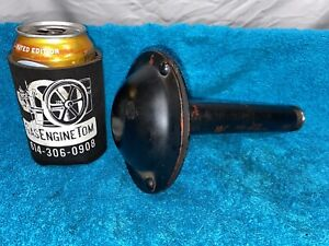 Stamped Steel Ball Muffler Hit Miss Gas Fits Many Engines