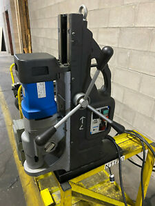 Bds Mab 1300 Portable Magnetic Drill 120 V Single 1 Phase Mag Drill Press