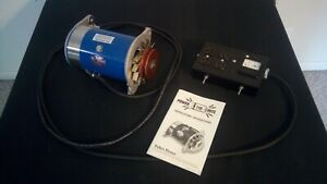 Fabco Power Mite Pm 110 110 Volt Ac Generator W Pre wired Receptacle Box