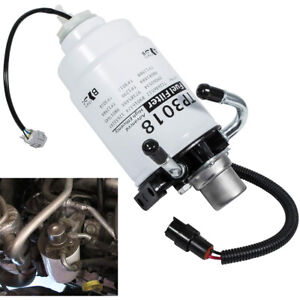 Tp3018 Fuel Filter Pump Head Assembly Gm 12642623 For Chevrolet Gmc Duramax 6 6l
