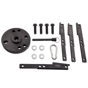 Cam Gear Timing Puller Extractor Tool Kit Fit Cummins Isx Qsx Engine 2007 17