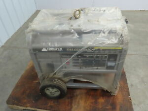 Frontier 8500m Gas Generator Portable Emergency Home Backup Power Camping Rv