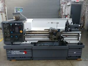 Clausing Colchester 13 X 50 Gap Bed Engine Lathe Dro s Taper Att Variable Speed