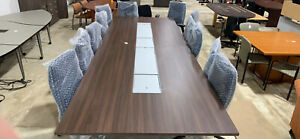 Various Sizes Of Used Conference Tables All In Great Condition