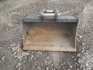 Cnh 36 Excavator Grading Bucket Fits Case Cx57b Others Stock 201557