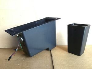 1987 Ford Thunderbird Console Insert Used