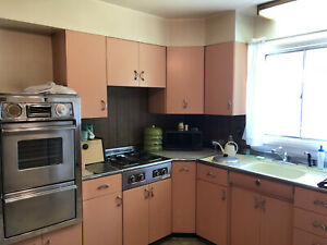Full Vintage Youngstown Kitchen Cabinets