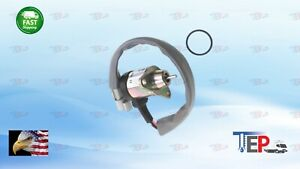 Fuel Solenoid Stop_shutdown With O ring Thermo King 42 100 41 6383 Reefer Truck