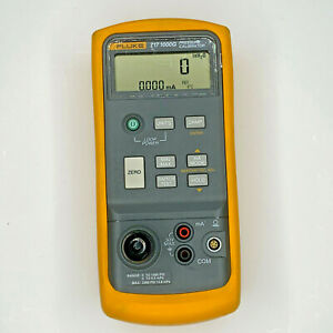 Fluke 717 1000g Pressure Calibtator Calibrated