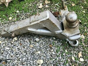 Heavy Duty Camper Motor Home Sway Bar Stabilizer Drop Tow Hitch Very Heavy