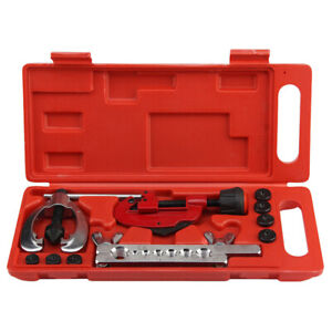 Shankly Double Flaring Tool Professional Heavy Duty Flaring Double Flaring Kits