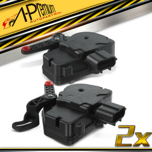 2 Sliding Door Lock Actuator For Chrysler Town Country Dodge Grand Caravan