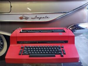 Ibm Selectric Ii Typewriter Reconditioned To New Condition