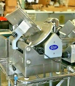 Globe 3850 Automatic Food Slicer 115v 1ph