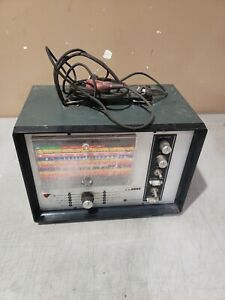 Vintage Sears Penske 244 21033 Automotive Analyzer W Cables Free Shipping
