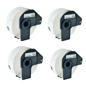 4 Roll Dk 1201 Dk1201 Shipping Labels For Brother Ql 570 1050 570vm 720nw 710w