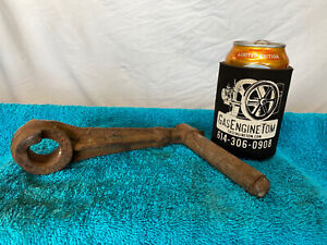 1 Hp Famous Or Tom Thumb Handle Start Crank Hit Miss Gas Engine