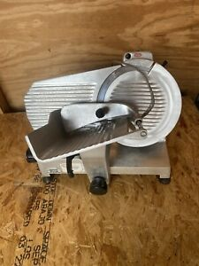 Berkel Model 827 12 Meat Slicer Tested working Singe Phase 120v Electric Cutter