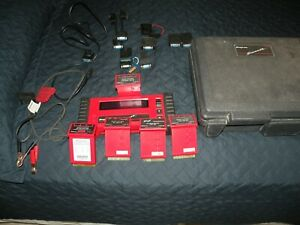 Snap On Mt2500 Mt2590 Obd 1 Scanner With Extra Accessories