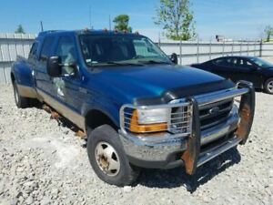 Front Axle Drw 3 73 Ratio Fits 99 00 Ford F350sd Pickup 368366