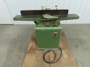 Powermatic Model 50 6 Jointer 3 4 Hp 115 Volt Single Phase