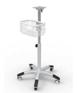 Mindray Edan Philips Gcx Compatible Roll Stand trolley For Patient Monitor