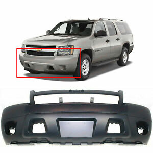 Front Bumper Cover For 2007 2014 Chevy Chevrolet Avalanche Suburban Tahoe