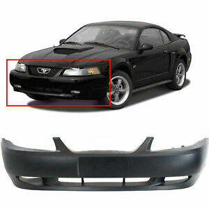 Front Bumper Cover Fascia Fits 1999 2004 Ford Mustang Gt 99 04