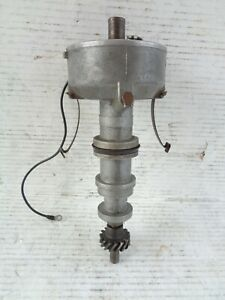 Original Fomoco 390 406 427 Hipo Dual Point Distributor C0af 12127 k Dated 0ma