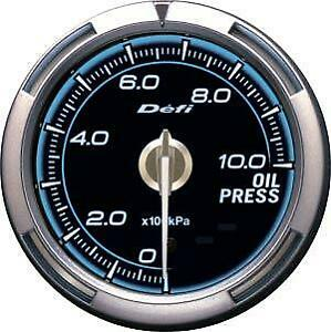 Defi Df Advance C2 60mm Blue Oil Pressure special Order Defidf12801