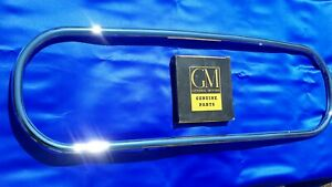 1937 1938 Chevrolet Pickup Truck Rear Window Frame Plated Show