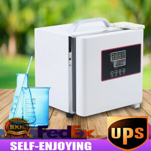 Bp 2 Portable Digital Incubator Electric Thermostat Microbial 6l Portable 80w