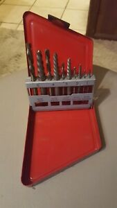 Mac Tools Left Hand Drill Bits And Extractors