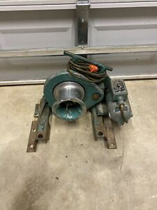 Greenlee Cable Puller Tugger 640 4000 Wire Chugger Powerhead Only Ed4u 8162