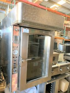 Panimatic F8 Convection Oven Proofer Electric